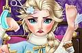 Speel het nieuwe spelletje: Elsa In Het Ziekenhuis