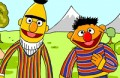 New Game: Bert And Ernie Letters