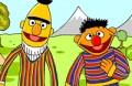 Spiel: Ernie Und Bert Letters