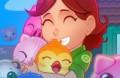 Spiel: Fluffy Cuddlies