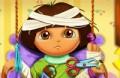 Joue �: Dora Hospital Recovery