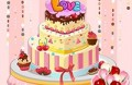Jugar un nuevo juego: Wedding Cake Decoration