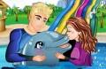 Joue à: My Dolphin Show 6