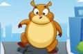 Spiel: Riesen Hamster Run