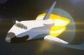 Jugar un nuevo juego: Trouble In Space