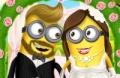Spiel: Minion-Mädchen-Hochzeitsfest