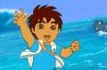 Spiel: Diego Online Färbung Seite