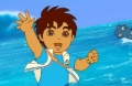 Graj w nową grę: Diego Online Coloring Page