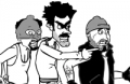 Spiel: Whack Die Einbrecher: Robbers