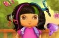 Spiel: Dora Echt Haircuts