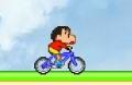 Jinete De La Bici Shin Chan