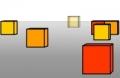 Spiel: Cubefield