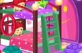 Spiel: Twin Baby-Raum-Dekoration