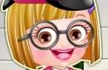 Gioca il nuovo gioco: Bambino Hazel Detective DressUp