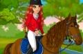 Horse Riding Dressup