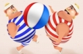 Jugar un nuevo juego: Volley Sumos