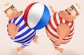 Gioca il nuovo gioco: Volley Sumos