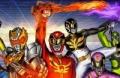 Joue à: Power Rangers Megaforce